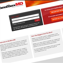 Featured Project: Beatbox MD