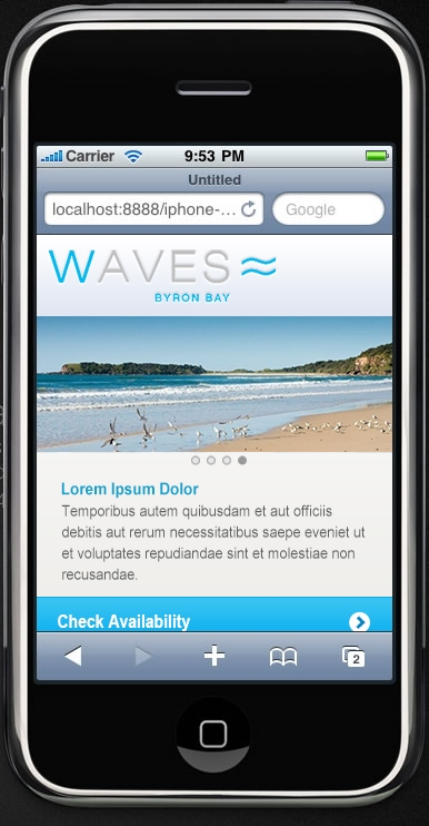Waves Byron Bay Mobile Mock Up 1